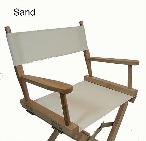 Strange Mesh Directors Chair Replacement Cover Round Stick Sand Machost Co Dining Chair Design Ideas Machostcouk