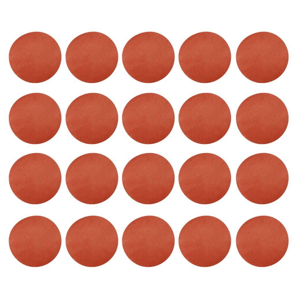 P1500 as Shown petsola 20pcs 75mm 3 Sanding Discs Sheets Orbital Sander Pads 40-2000 Grit Paper