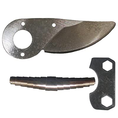 FELCO Hand Pruner Replacement Kit (7/3-1) - Spare Blade, Spring, Adjustment Key for Garden Shears & Clippers : Garden & Outdoor