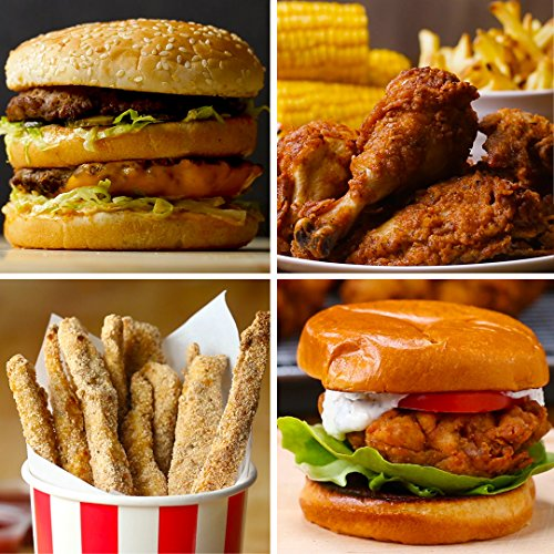 Fast Food Recipes You Can Make At -