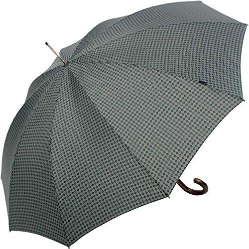 Knirps AC Long 923 (Black) Grey (Grey)