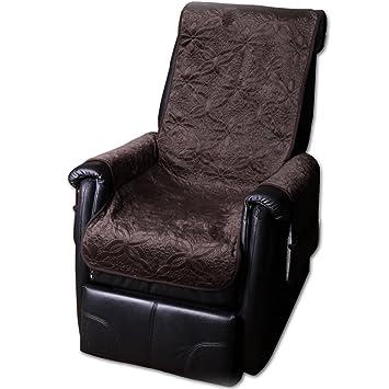Sesselschoner Sesselauflage Überwurf Sessel Überzug Sesselbezug Couch Sofa