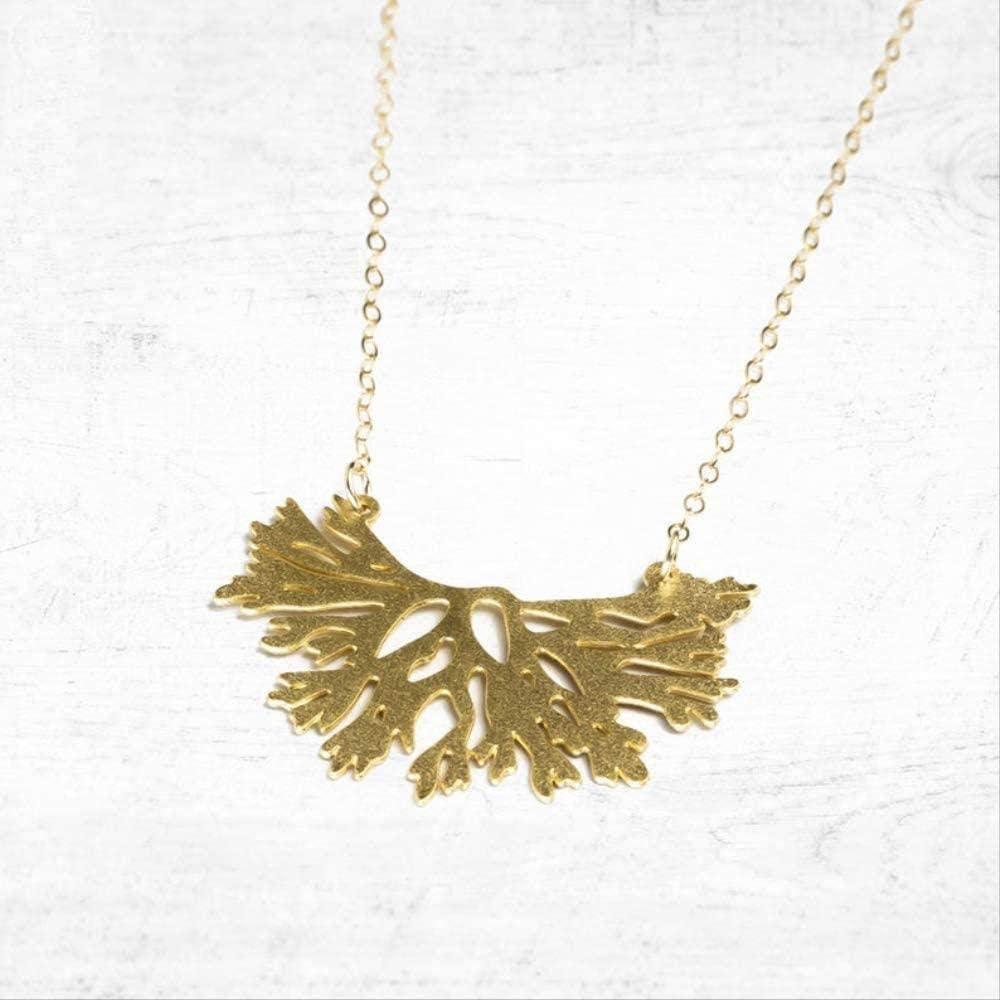 niuziyanfa Co.,ltd Collar de Coral único Collares Pendientes Joyas para Hombres y Mujeres