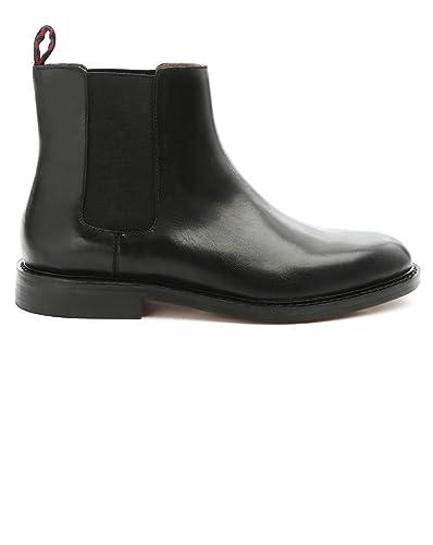 Polo Ralph Lauren - Botas - Hombre - Chelsea Botas de Negro ...