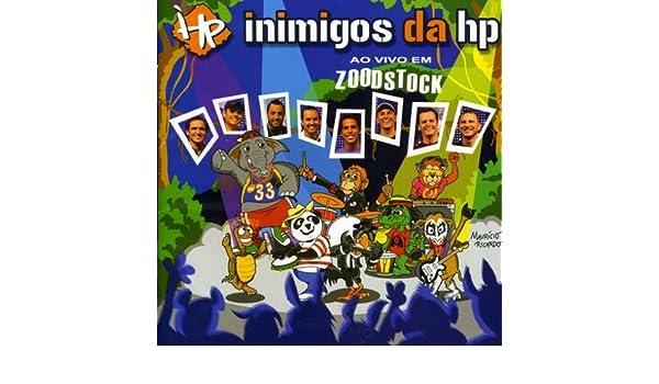 AO HP VIVO ZOODSTOCK BAIXAR EM CD DA INIMIGOS