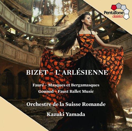 - Bizet: L'Arlesienne Suite Nos. 1 & 2 - Fauré: Masques et bergamasques Suite - Gounod: Faust