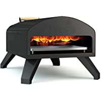 Bertello Outdoor Pizza Oven Black