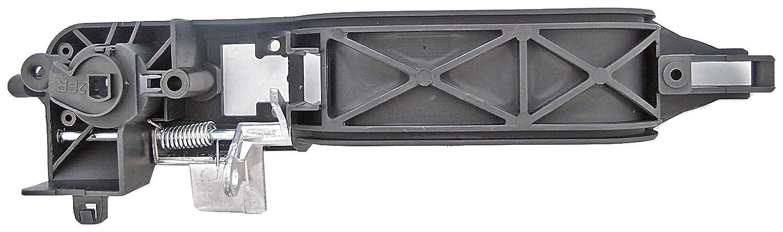 Amazon.com: Dorman 81971 Ford Focus Front Passenger Side Black ...