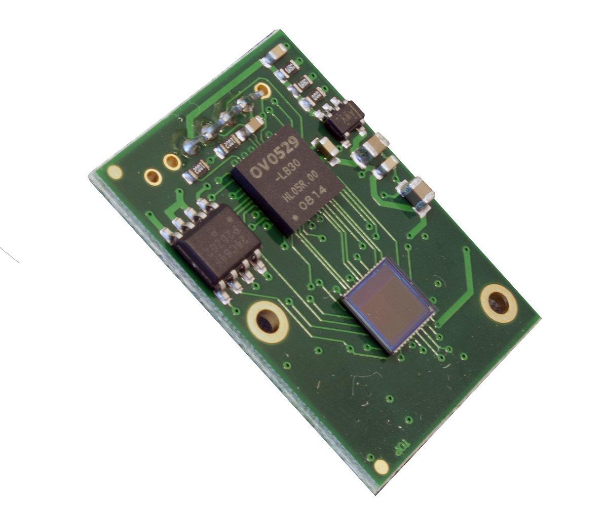 C329-UART-board Color JPEG Compression VGA Camera Module (no lens)