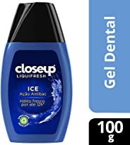 Creme Dental em Gel Closeup Liquifresh Ice 100 Gr, Close Up