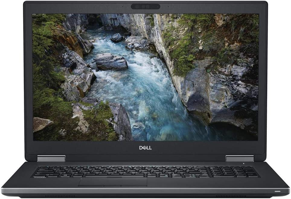 DELL Precision 17 7730 i7-8750H 64GB 512GB SSD 17.3'' FHD NVIDIA Quadro P5200 (Renewed)