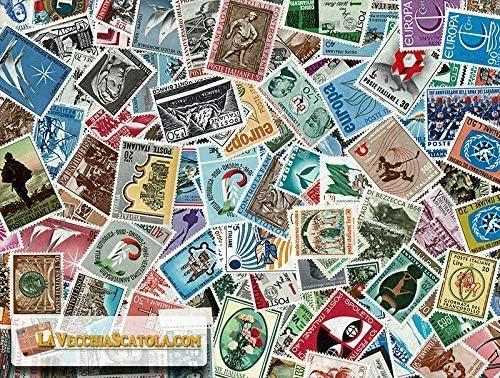 200 sellos república Italiana nuevos todos diferentes – de: Amazon.es: Hogar