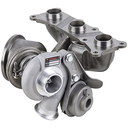 Amazon.com: New Rear Stigan Turbo Turbocharger For BMW 335i 335is & 335xi E90 E92 E93 - Stigan 847-1474 New: Automotive