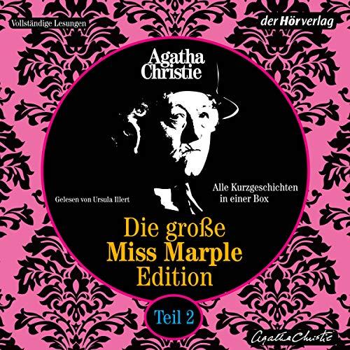 Die große Miss-Marple-Edition 2: Die Gesellschafterin/Die vier Verdächtigen/Eine Weihnachtstragödie/Das Todeskraut/Der Fall von St. Mary Mead/Die Stecknadel