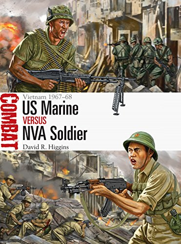 amazon com us marine vs nva soldier vietnam 1967 68 combat ebook