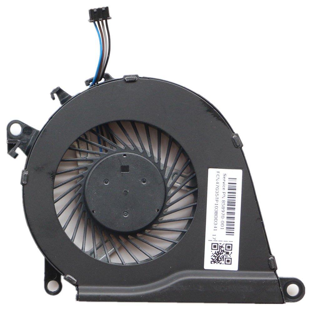Cooler Para Hp Omen 15-ax 15-ax023tx 15-ax030tx 15-ax033dx 15-ax020tx 15-ax219tx 15-ax016tx 15-ax215tx Series P/n: 85897
