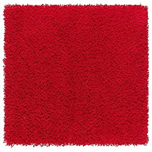carpet ikea. ikea hampen rug red high pile carpet