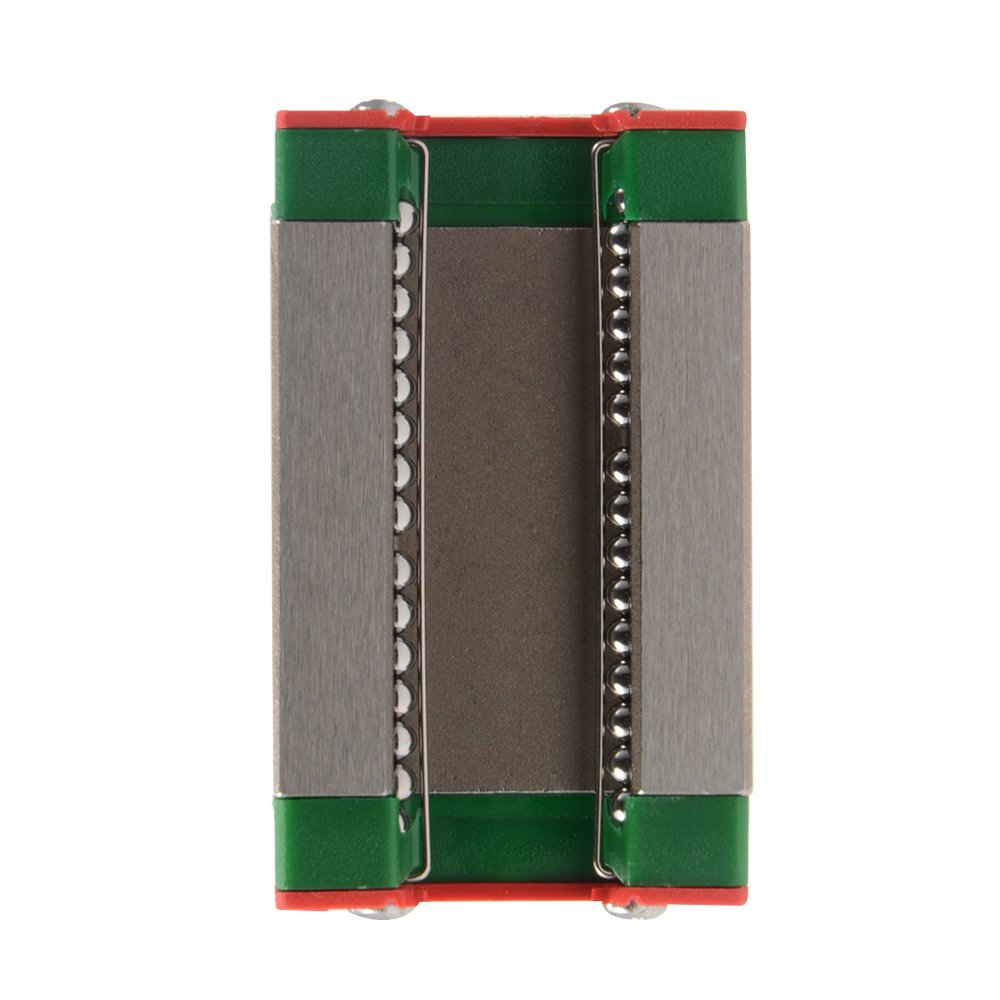 XCSOURCE MGN 12H Steel Slide Block Carriage Unit for MGN12 12mm Linear Guide Rail CNC XYZ Machine TE808