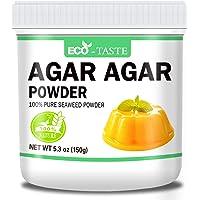 Agar Agar Powder, 5.3 oz(150g), 100% Natural Seaweed