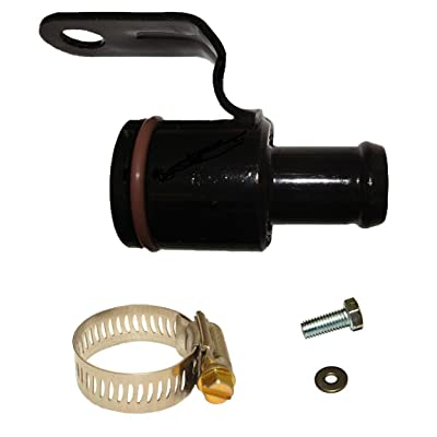 "95-02 3.8L V6 Camaro / Firebird 5/8"" Heater Hose Repair Fitting Kit: Automotive"