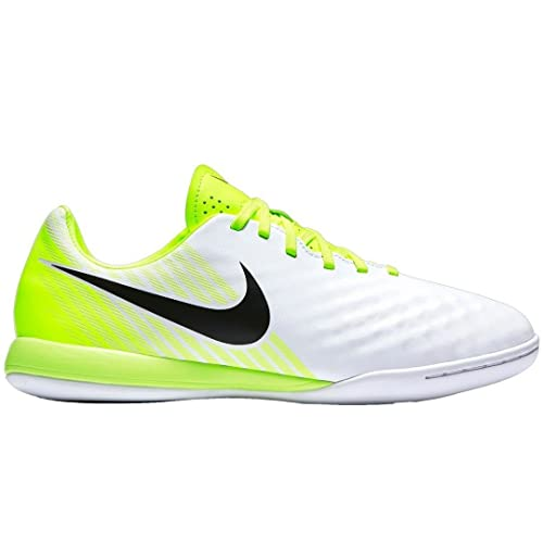 f1287d6f5f17 Nike Youth Magistax Opus II Indoor Shoes  White  (1Y)  Buy Online at Low  Prices in India - Amazon.in