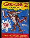 Topps Gremlins 2 Trading Card Pack - 9 cards per pack - Here we grow again!