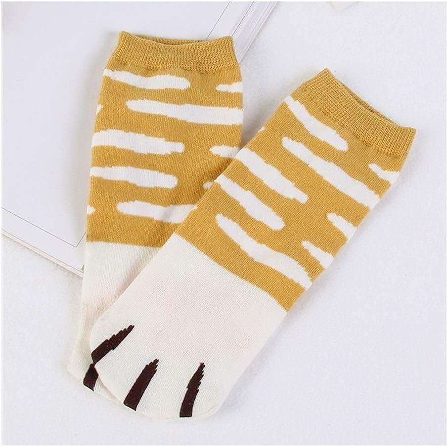 YUNGYE Moda Kawaii Calcetines de algodón Lindo Kitty Cats ...