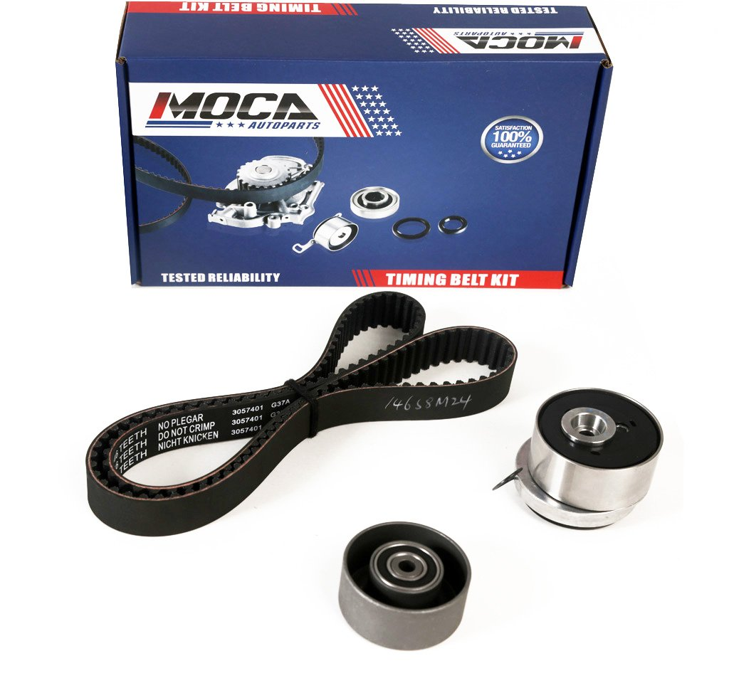 Moca K015603xs Timing Belt Kit With Tensioner For 2007 2015 Fiat Chevrolet Aveo Cruze