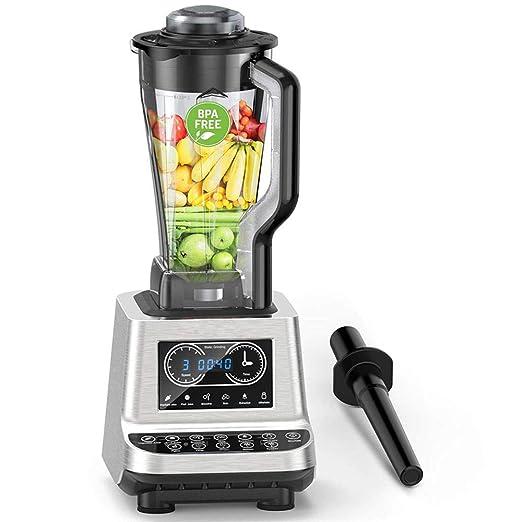 Robot de Cocina Multifunción, 3 Velocidades Licuadoras para ...