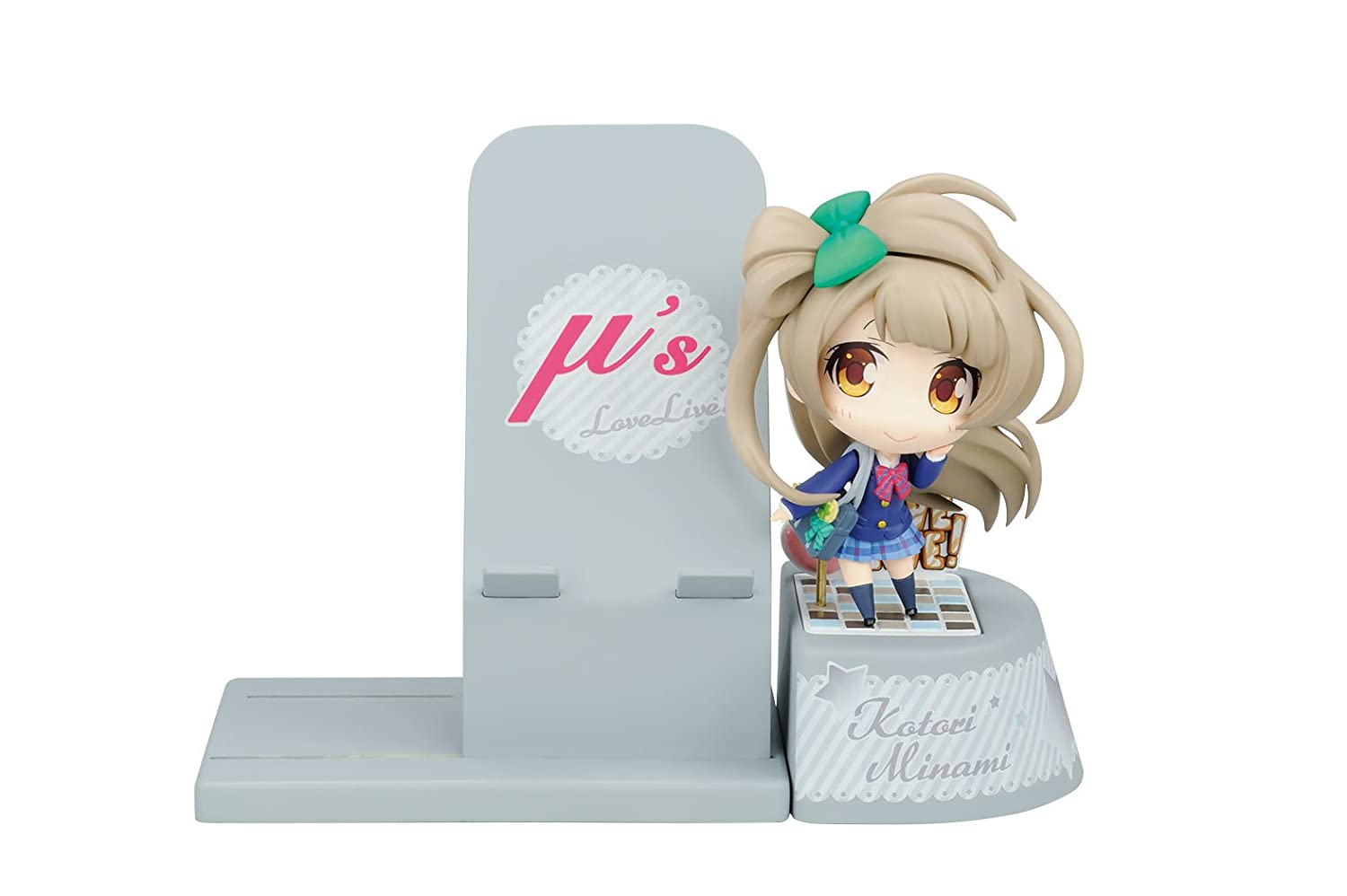 Broccoli Love Live.  Kotori figure con smartphone supporto