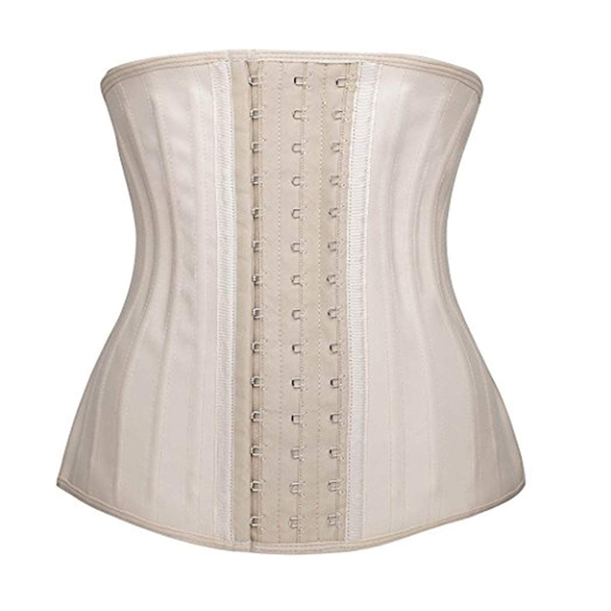 Latex Waist Trainer Slimming Underwear Cincher Corset Belt Modeling Strap