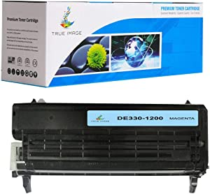 True Image Compatible Toner Cartridge Replacement for Dell 330-1200 (Magenta, 1-Pack)