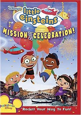 Disneys Little Einsteins - Mission Celebration from Buena Vista Home Entertainment / Disney
