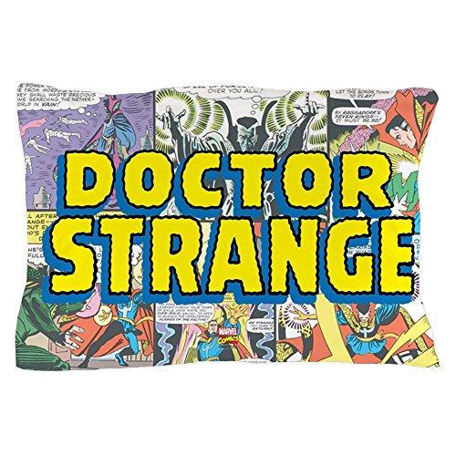 - CafePress - Doctor Strange - Standard Size Pillow Case, 20