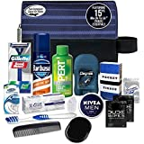 Convenience Kits Man On the Go Premium 15-piece Travel Kit