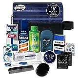 Convenience Kits Man On the Go Premium 15-piece Travel Kit