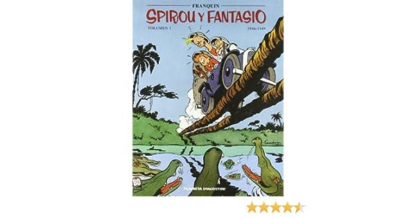 Spirou y Fantasio 1946-1949 nº 01/07 (Cómics BD NO): Amazon.es: Franquin: Libros
