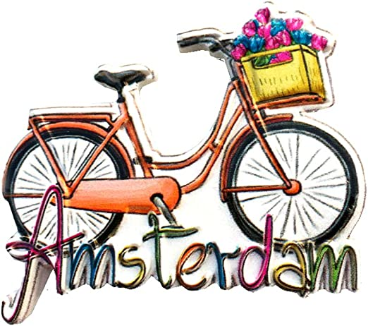 BRAND NEW GIFT FUN NOVELTY PERSONALISED FRIDGE MAGNET ANY NAME CYCLING