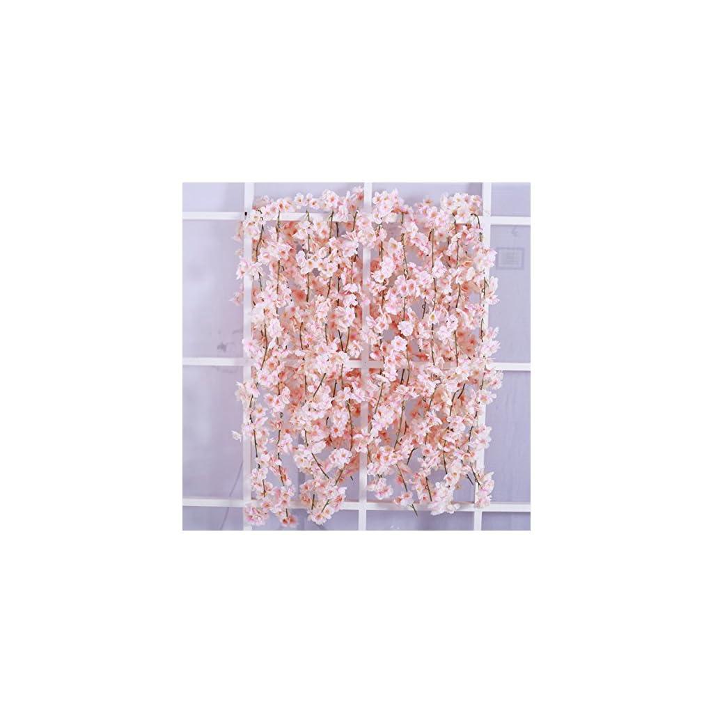Sunm-boutique-Artificial-Cherry-Blossom-Wall-Hanging-Vine-Silk-Flower-Garland-Wedding-Party-Home-Decor