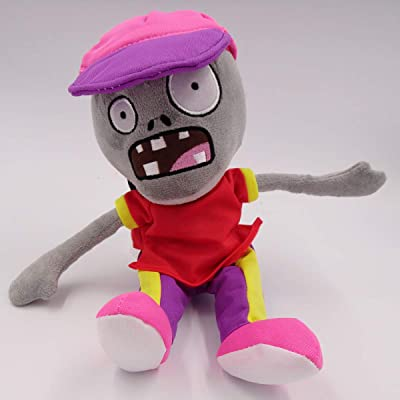 TavasDecor Plants vs Zombies 2 PVZ Figures Plush Toys Baby Staff Toy Stuffed Soft Doll: Toys & Games