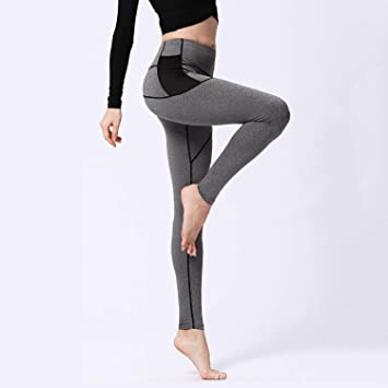 MAOMEI Leggings Deportivos de Yoga para Mujeres, Mallas para ...
