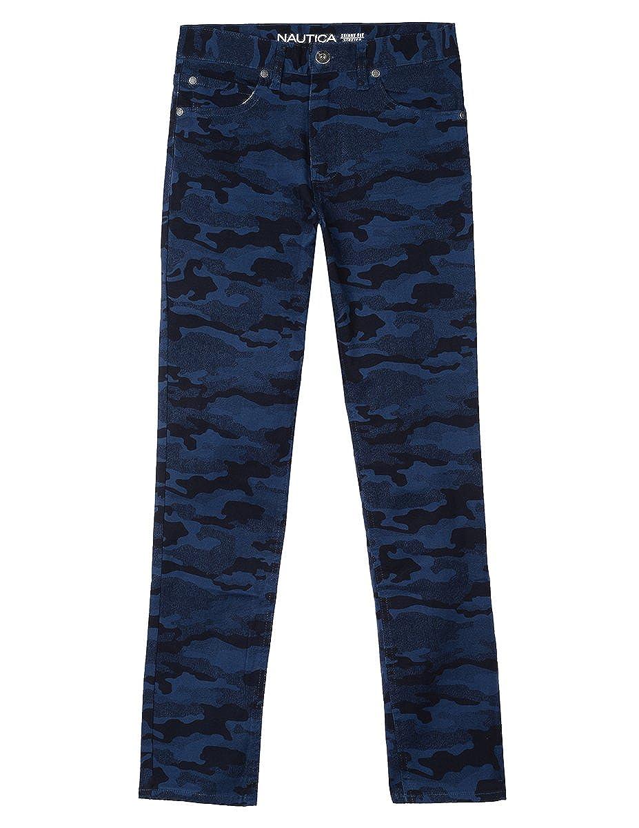 Nautica Boys' Five Pocket Pant 55135Q