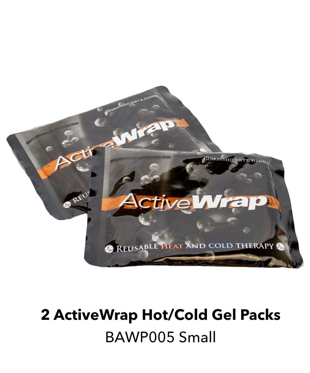 Amazon.com: ActiveWrap – Calor/Ice Packs Pequeño – freezer ...
