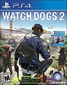 Amazon Com Watch Dogs 2 Playstation 4 Ubisoft Video Games
