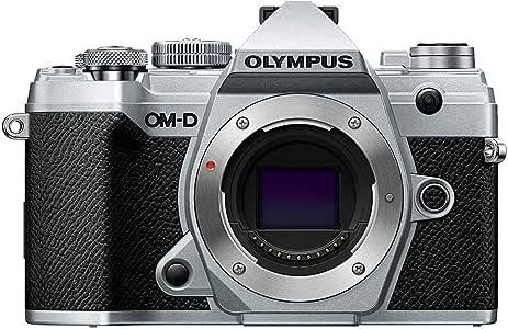 Olympus OM-D E-M5 Mark III Body Silver