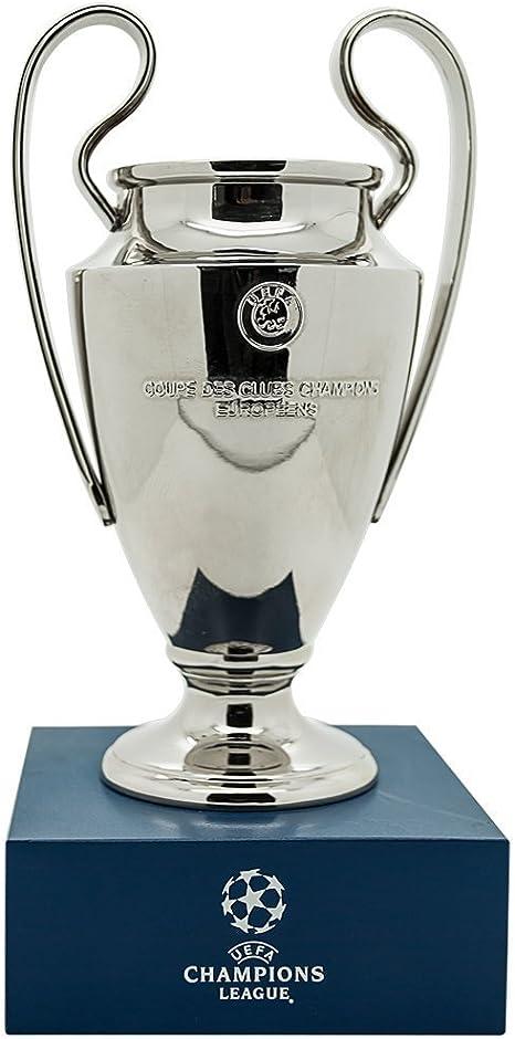 Réplica de trofeo de UEFA Champions League, 150 mm,: Amazon.es ...