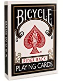 [マツイゲームマシン]Matsui Gaming Machine Bicycle Black Rider 808 Playing Cards [並行輸入品]