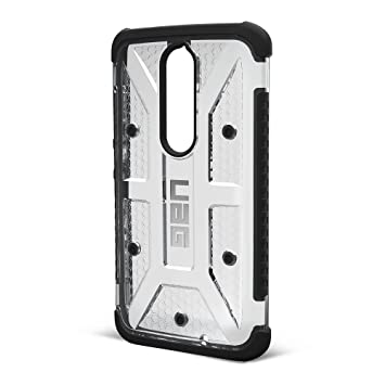 "URBAN ARMOR GEAR Ice Droid Turbo 2 5.4"" Carcasa Rígida Negro, Transparente - Fundas"