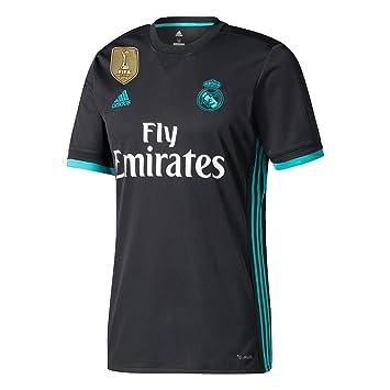 de3cab7b998bf Camiseta del Real Madrid 2017 2018 con parche de la Champions incluido