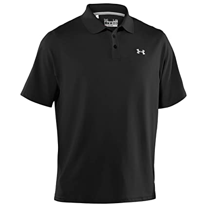 f40f5d86 Amazon.com: Under Armour Men's UA Performance Polo: Clothing